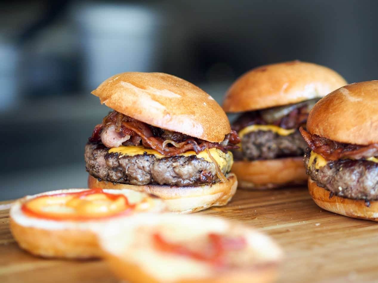 It´s Burgertime! Im Februar